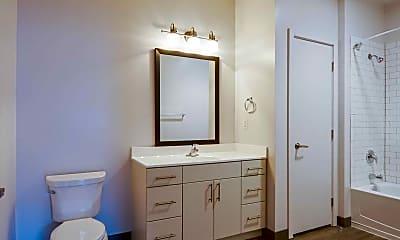 Bathroom, The Residences at Harlan Flats, 2