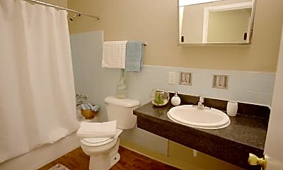 Bathroom, Royal James Plaza, 2