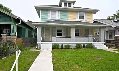 Building, 533 N Rural St, 2