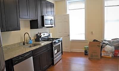 Kitchen, 1629 S Throop St 2F, 1