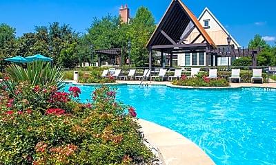 Pool, Saxon Woods, 0