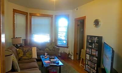 Living Room, 3711 N Damen Ave 2, 1