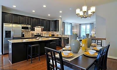 Dining Room, 9451 Ballard Green Dr, 1
