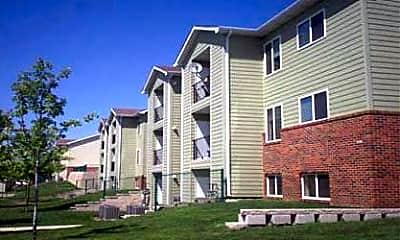 Building, Falls Terrace, 1