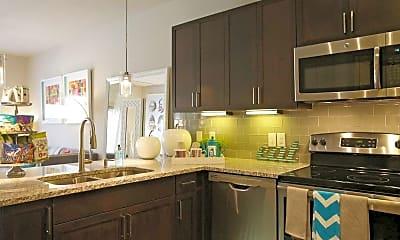 Kitchen, Dwell at Legacy Apartments, 0