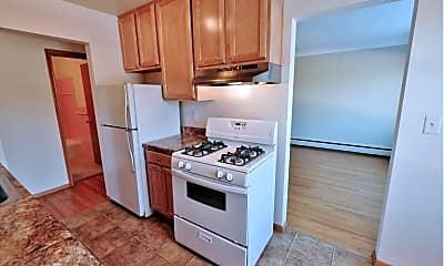 Kitchen, Snelling Place Apartments, 1