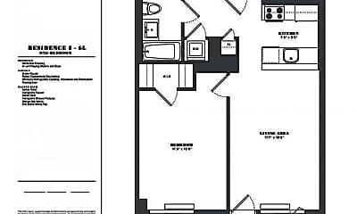 Living Room, 40 Caton Pl, 2