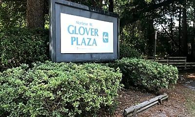 Glover Plaza, 1