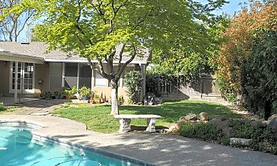 Pool, 233 Merlin Way, 2