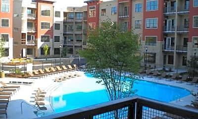 Pool, 660 Ralph McGill Blvd NE Unit #1, 1