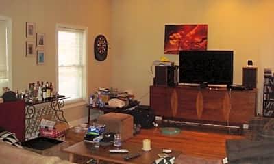 Living Room, 511 1st St, 2