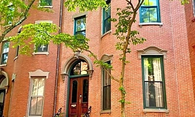Building, 28 Upton St, 0