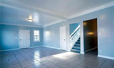 Living Room, 111 W 40th Pl, 0