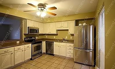Kitchen, 143 Academy Square, 1
