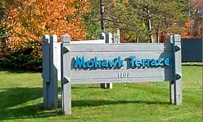 Community Signage, Mohawk Terrace Apartments, 2