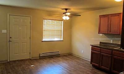 Living Room, 3009 S Quincy St, 1