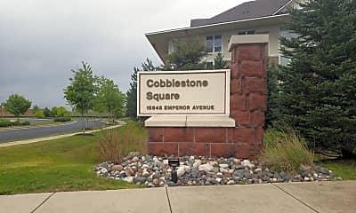 Cobblestone Square, 1