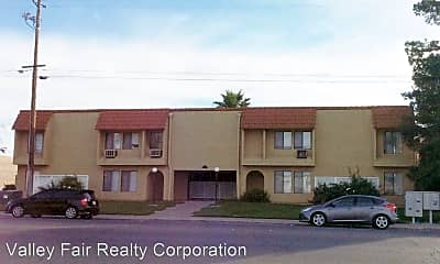 Building, 1107 Ramirez St, 1