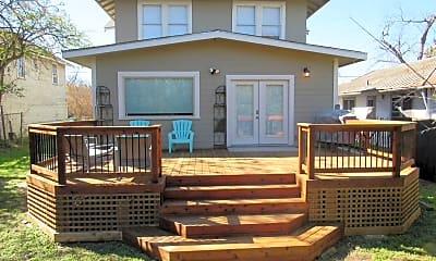 Patio / Deck, 500 Kendall St, 2