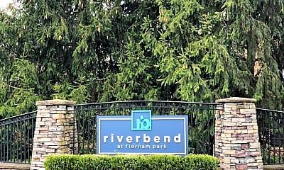 Community Signage, Riverbend at Florham Park, 1