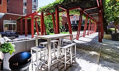 Patio / Deck, 1000 New Jersey Ave SE PH 11, 2
