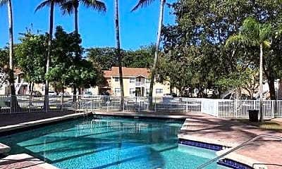 Pool, 8028 SW 21st Ct, 2