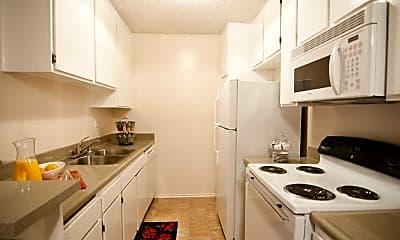 Kitchen, Tarzana Springs, 0