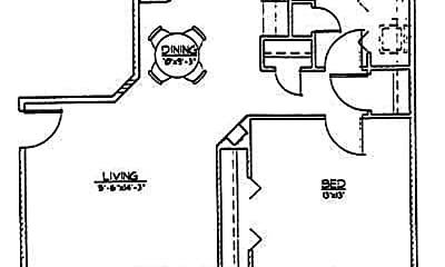 Bedroom, 425 E Calgary Ave, 2