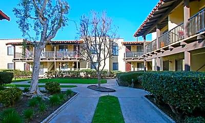 Building, Rancho Yorba, 1