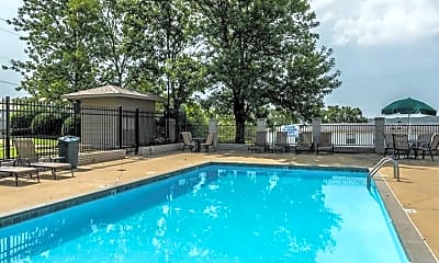 Pool, Arrowhead Estates, 1