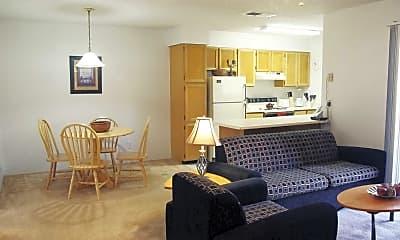 Living Room, High Range Village, 1