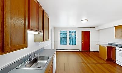 Kitchen, 5 High Street Place, Unit 2, 1