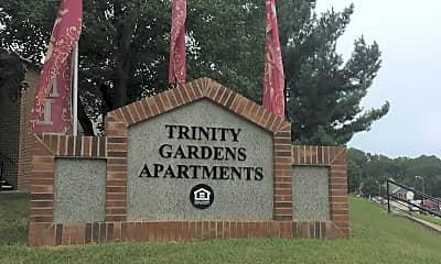 Trinity Gardens Apartments, 1