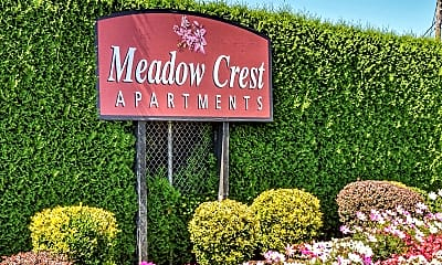 Community Signage, Meadow Crest, 2