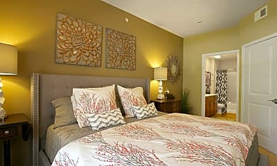 Bedroom, The Briarcliff City Apartments, 1
