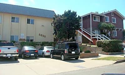 Building, 5035 Del Monte Ave, 1