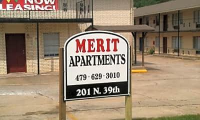 Community Signage, 3821 Presley Ave, 0