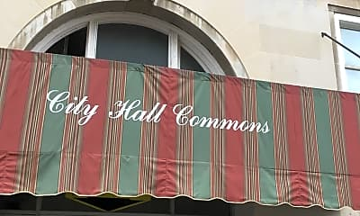 City Hall Commons, 1