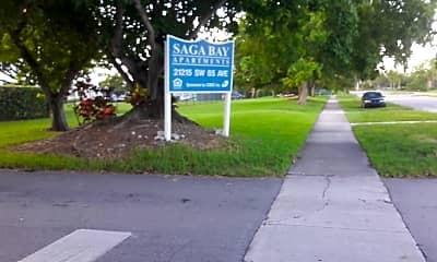 Saga Bay Apartments, 1
