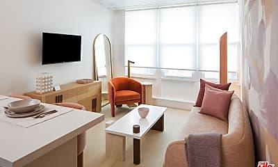 Living Room, 6871 Franklin Ave 310, 0