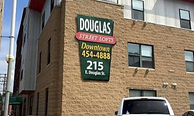 East Douglas Apartments, 1