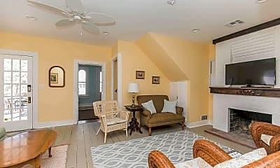 Living Room, 14 New York Ave 1 S, 1