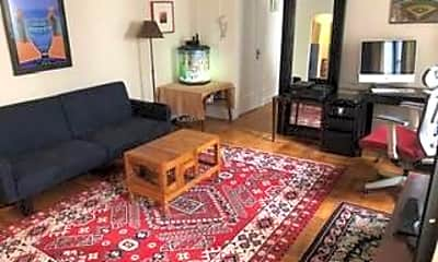Living Room, 701 W 189th St 5H, 0