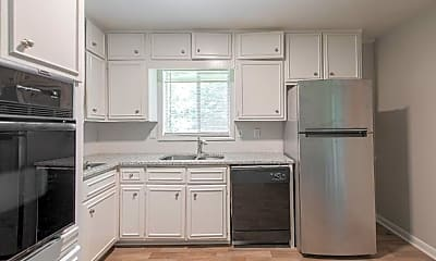Kitchen, Room for Rent -  a 14 minute walk to bus 24, 2