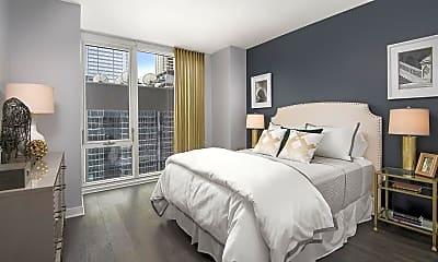 Bedroom, 218 W Randolph St, 1