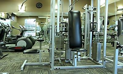 Fitness Weight Room, Preston Bridge, 2