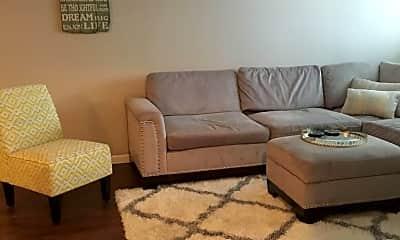 Living Room, 2801 & 2811 7th Avenue, 0
