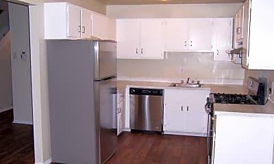 Kitchen, Cityside Townhomes, 0