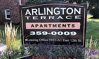 Arlington Terrace, 1