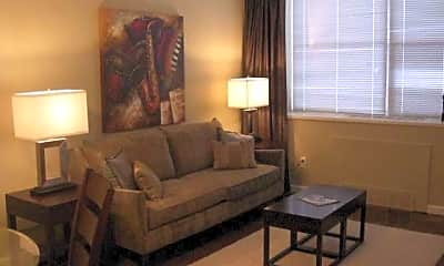 Living Room, The Pulse, 0
